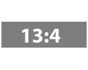 13:4 - (1:3,25)