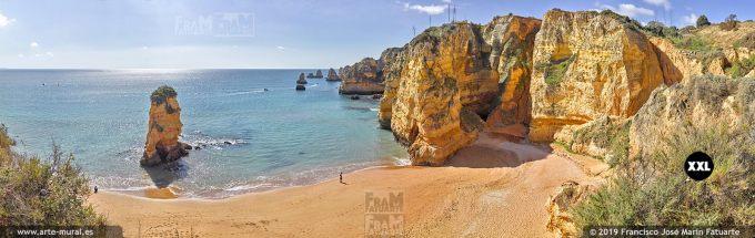 J7391604. Praia da Dona Ana. Lagos, Algarve (Portugal)