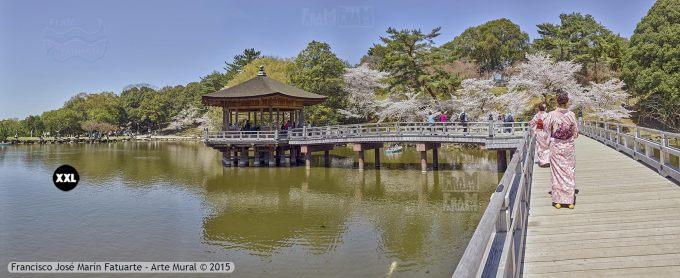 F2532453. Nara Sarusawa Pond