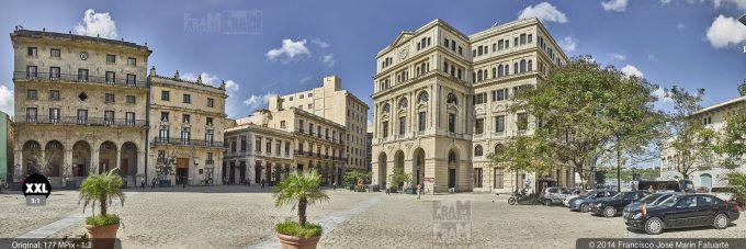 E2033505. Plaza San Francisco. La Habana, Cuba