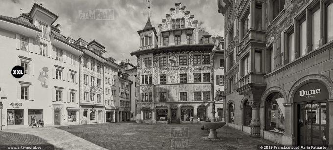 JF871805. Hirschenplatz, Lucerne (Switzerland)