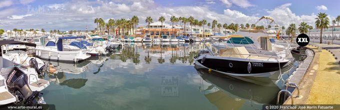 K8566104 Cala en Bosch Marina, Menorca (Spain)