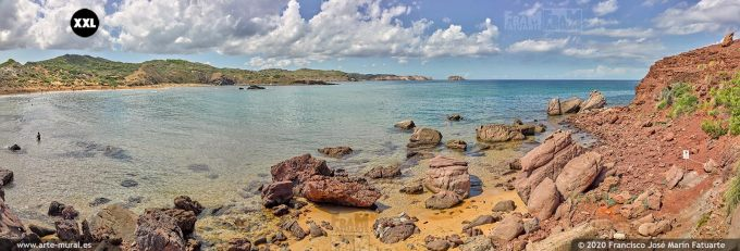 K8599704 Cavallería Beach, Menorca (Spain)