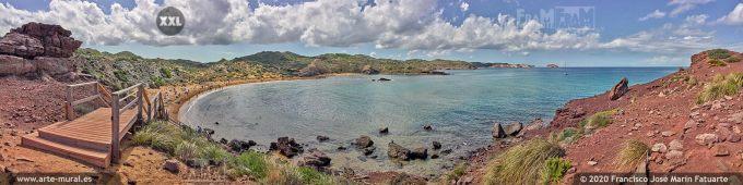 K8601155 Cavallería Beach, Menorca (Spain)