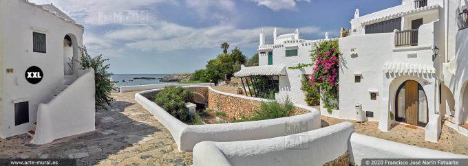 K8685305 Binibeca Vell, Menorca (Spain)