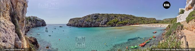 K8690205 Cala En Porter, Menorca (Spain)