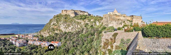 H6094005. Castello di Milazzo. Sicily (Italy)