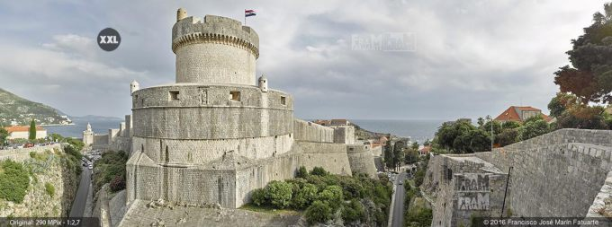 G3722305. Minceta Tower. Dubrovnik (Croatia)