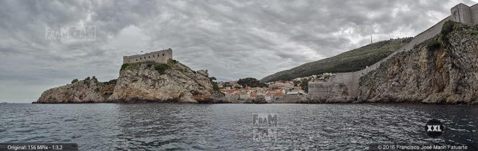 G3887113. Walls of Dubrovnik and St. Lawrence Fortress (Croacia)