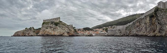 G3887103. Walls of Dubrovnik and St. Lawrence Fortress (Croacia)