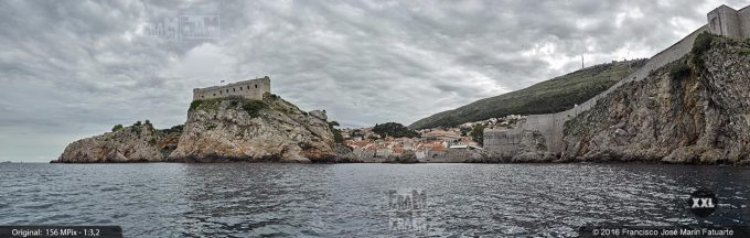 G3887123. Walls of Dubrovnik and St. Lawrence Fortress (Croacia)
