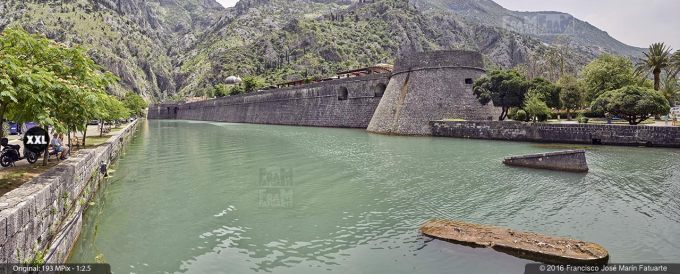 G3739303. Kotor city fortifications (Montenegro)