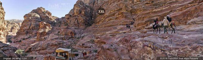G4694606. Trai to Ad Deir  (the Monastery). Petra (Jordania)