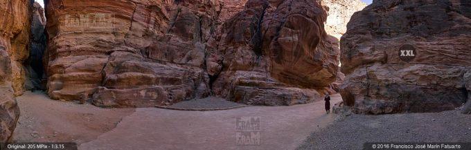 G4711507. The Siq. Petra (Jordania)