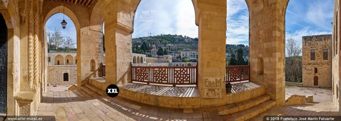 IF047206. Beiteddine Palace. Chouf District, Lebanon