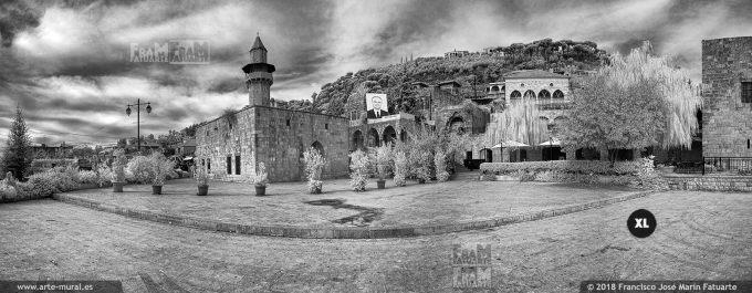 IS013205. Dany Chamoun Square. Deir al-Qamar, Lebanon