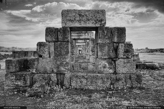 IS022200. Roman Hippodrome ruins. Tyre, Lebanon