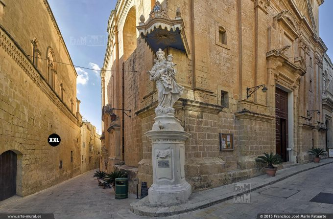 F2770554. Church of St Roque, Mdina