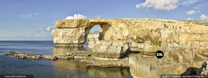 F2895103. Azure Window,  Dwejra - Gozo