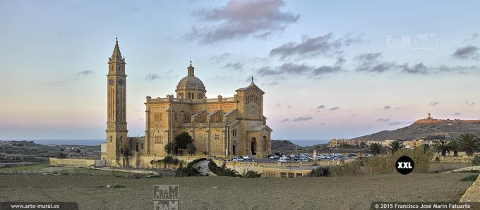 F2945201. Basilica of Ta Pinu, Gozo