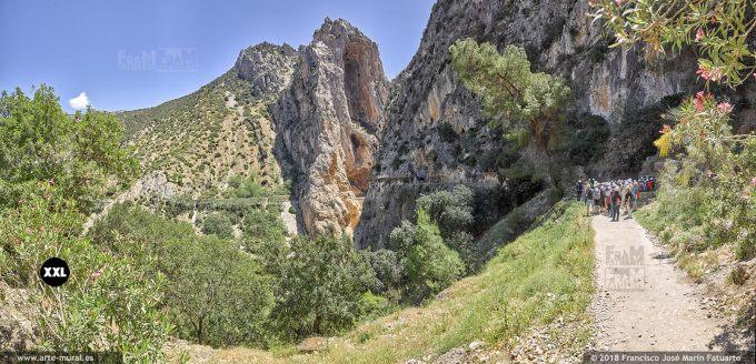 J7513605. Desfiladero de Los Gaitanes